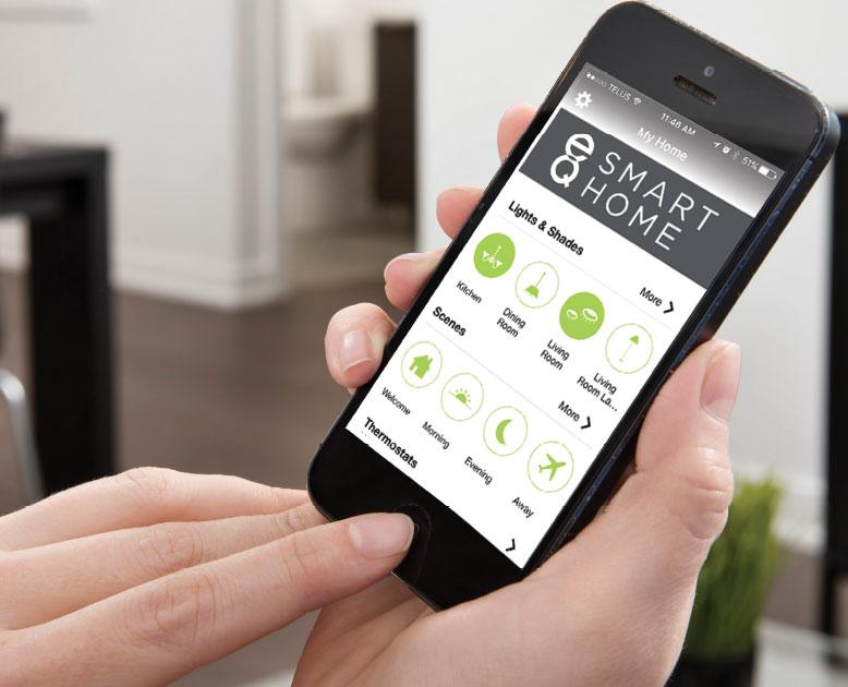 Lutron - Caseta Smart  Bridge App