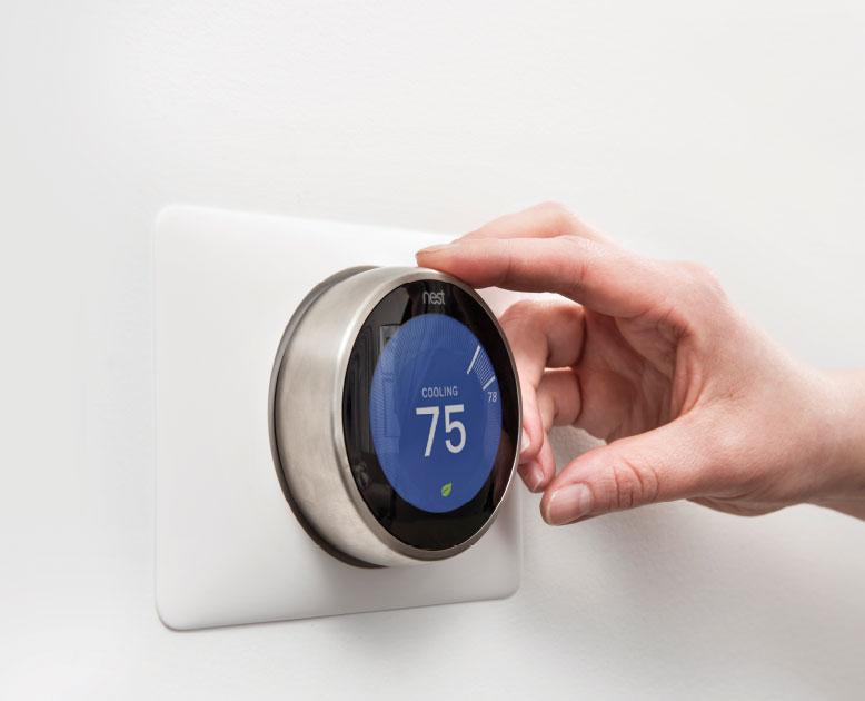 Nest Thermostat Contro